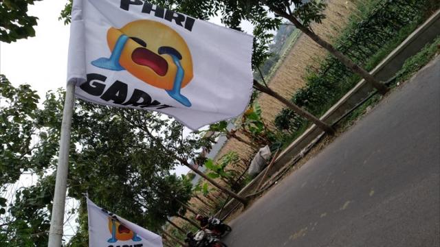PPKM Darurat, 30 Hotel dan Restoran di Garut Kibarkan Bendera Putih (26437)