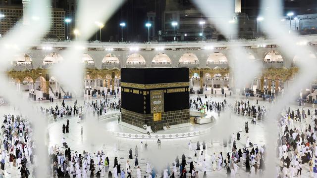 Hari Kelima Haji 2021: Suasana Lempar Jumrah dan Tawaf Wada (43681)