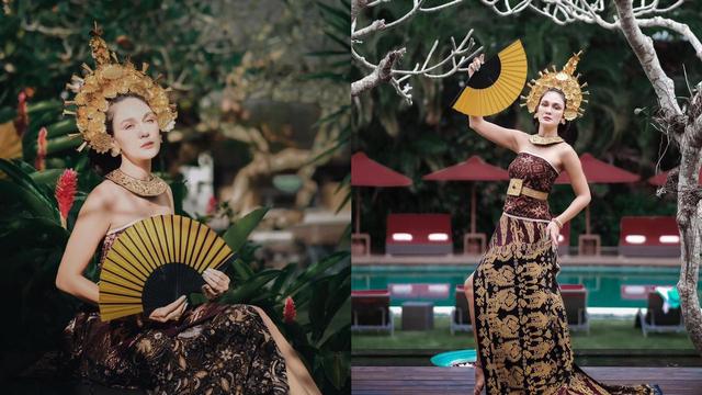 Potret Luna Maya Mengenakan Pakaian Adat Bali, Banjir Pujian dari Netizen (23943)