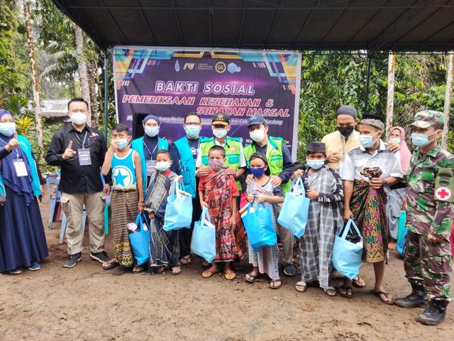 IZI Sumut dan Lembaga Filantropi Sumut Kolaborasi Bakti Sosial (648185)