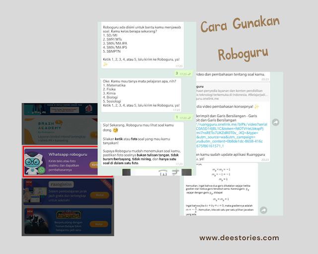 Pembahasan Soal Gratis di Roboguru (204877)