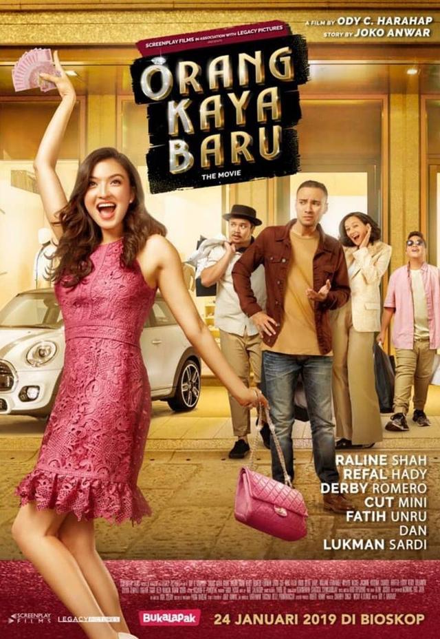 Rekomendasi Film Komedi Indonesia, Sukses Bikin Mood Happy Seharian! (31492)