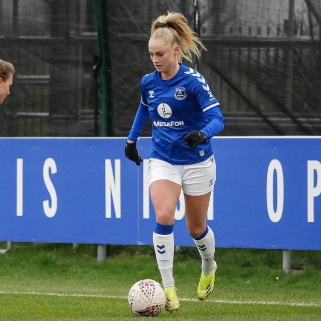 10 Pesepak Bola Wanita yang Paling Hot, Ada Kekasih Bintang Bayern Muenchen (65268)