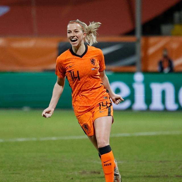 10 Pesepak Bola Wanita yang Paling Hot, Ada Kekasih Bintang Bayern Muenchen (65270)