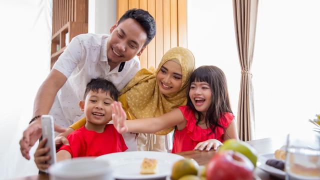 Tips Merayakan Ulang Tahun Anak di Rumah saat Pandemi (923944)