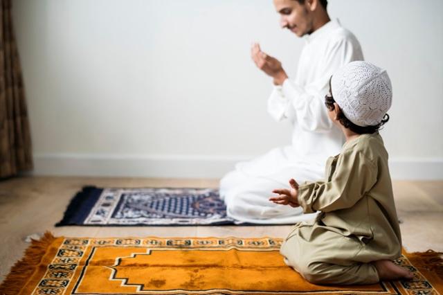 Doa Ibu untuk Anak agar Saleh, Bertakwa, dan Cerdas (37506)