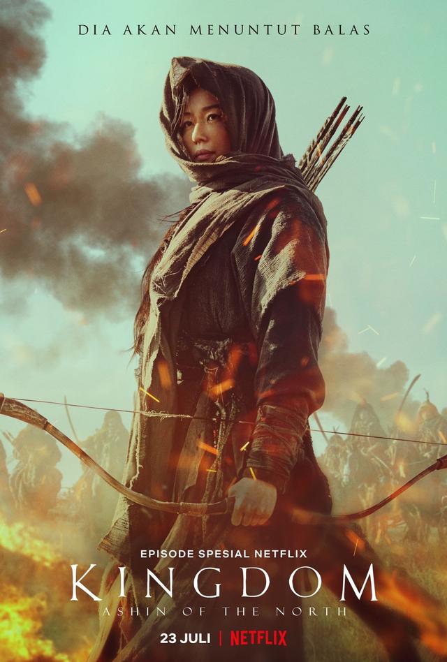 Kingdom: Ashin of the North Siap Tayang di Netflix, 5 Hal Ini Perlu Kamu Tahu (51960)