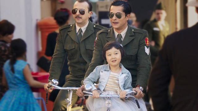 Pemain Film Ayla: The Daughter of War, Simak Biodata Para Tokohnya  (92213)