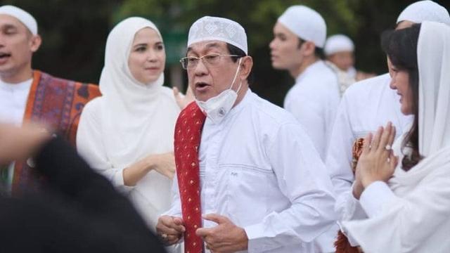 Sebelum Meninggal, Anak Anwar Fuady Sempat Ikut Menguburkan sang Ibunda (42389)