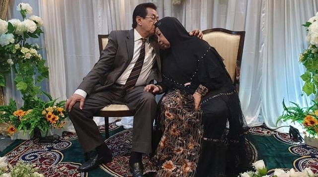 Sebelum Meninggal, Anak Anwar Fuady Sempat Ikut Menguburkan sang Ibunda (42391)