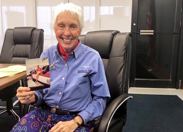 Mengenal Wally Funk, Nenek 82 Tahun yang Ikut ke Luar Angkasa Bareng Jeff Bezos (38917)