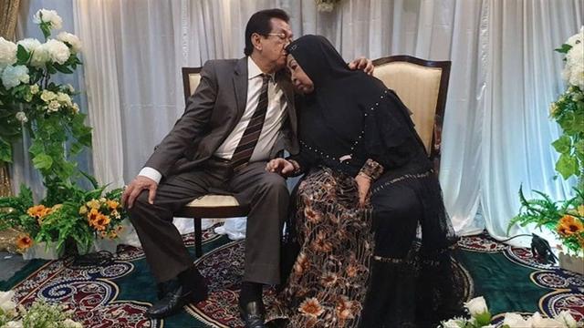 Ditinggal Anak-Istri dalam Waktu Berdekatan, Anwar Fuady: Sudah Rahasia Allah (148520)