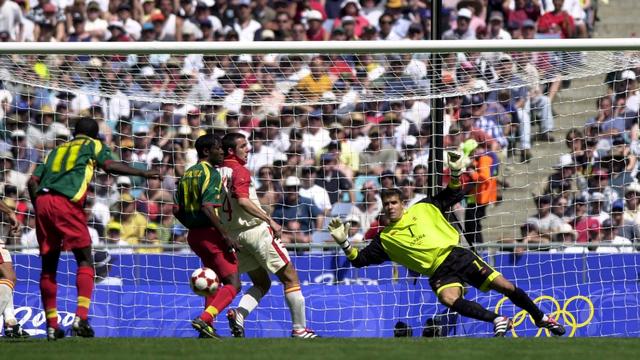 Kisah Heroik Kamerun Raih Emas Olimpiade Sepak Bola: Kemenangan untuk Afrika (94553)