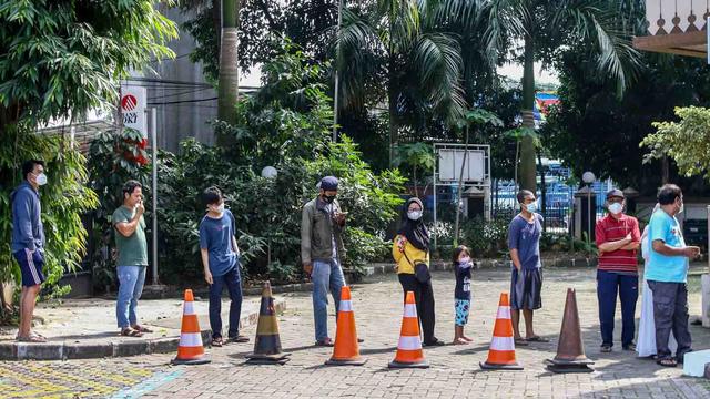 Jakarta Sudah Salurkan BST ke 907.000 Warga (793)
