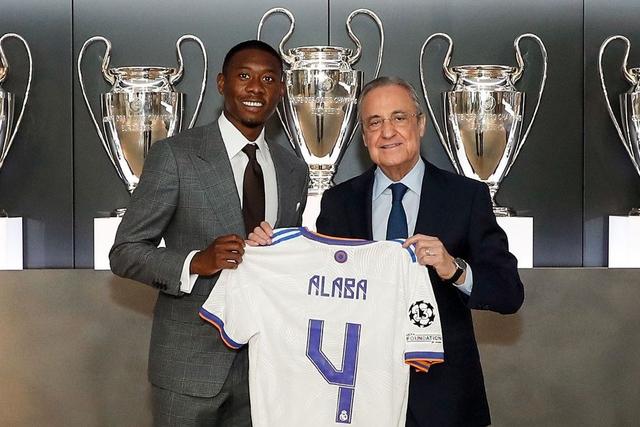 David Alaba Pakai Nomor Bekas Sergio Ramos di Real Madrid, Ogah Dibandingkan (87946)