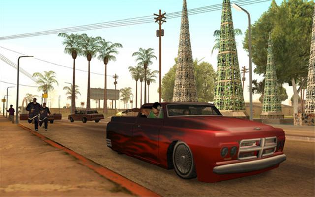 Cheat GTA San Andreas PS2 Mobil Lamborghini (33806)