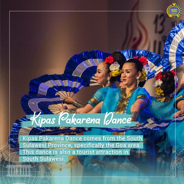 Gerakan Tari Kipas Pakarena, Simbol Kelembutan Perempuan Sulawesi Selatan (38455)