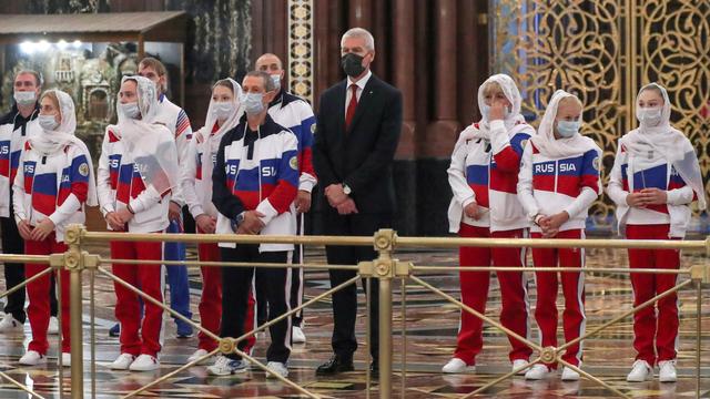 Duh, 97 Persen Warga Rusia Tak Kenal Atlet Negaranya di Olimpiade 2020 (37969)