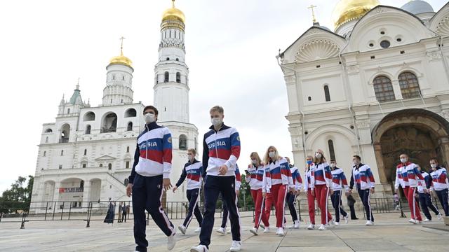 Duh, 97 Persen Warga Rusia Tak Kenal Atlet Negaranya di Olimpiade 2020 (37970)