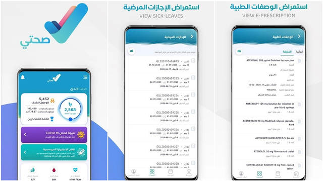 Belajar dari Arab Saudi 'Perang' Lawan Covid Pakai Aplikasi Mobile (160344)