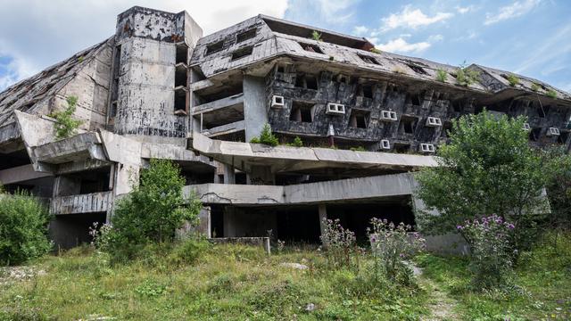 10 Fasilitas Olimpiade Ini Terbengkalai, Ada yang Jadi Tempat Pembantaian (59065)