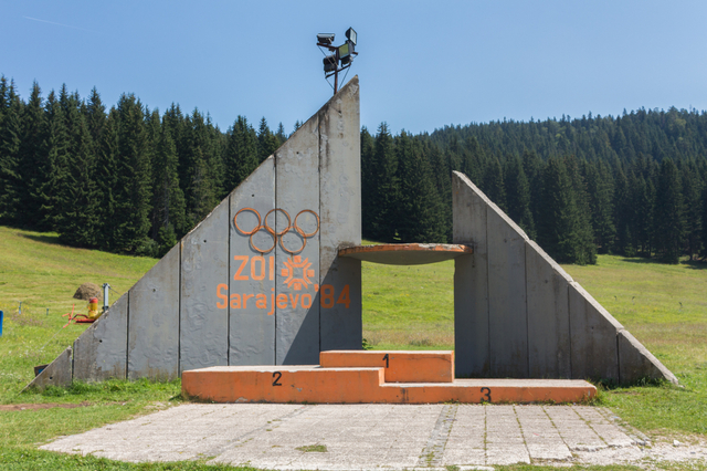 10 Fasilitas Olimpiade Ini Terbengkalai, Ada yang Jadi Tempat Pembantaian (59064)