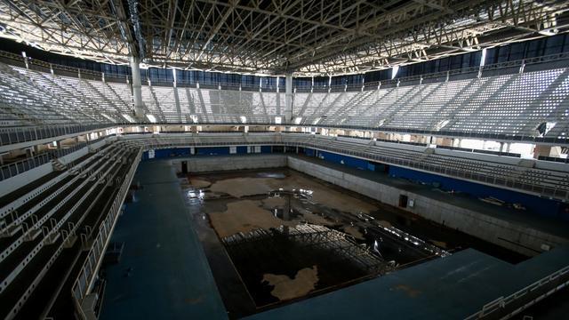 10 Fasilitas Olimpiade Ini Terbengkalai, Ada yang Jadi Tempat Pembantaian (59069)
