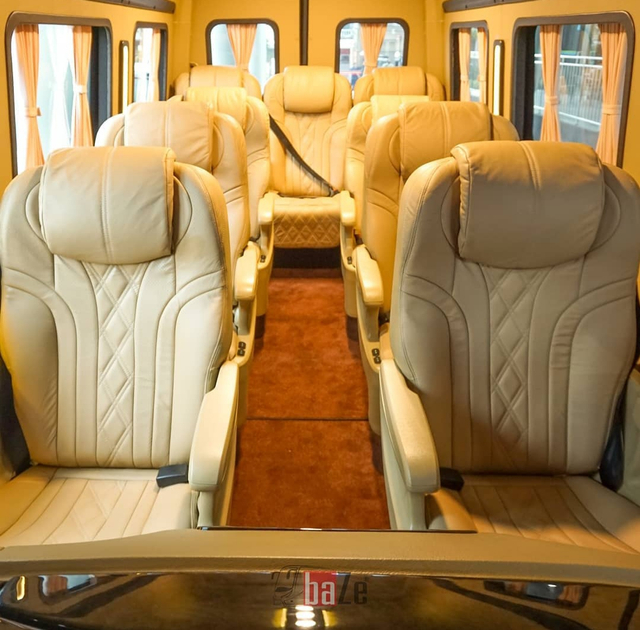 Mercedes-Benz Sprinter dan V-Class Facelift Diperkenalkan, Ini Fitur Barunya (37618)