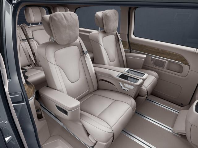 Mercedes-Benz Sprinter dan V-Class Facelift Diperkenalkan, Ini Fitur Barunya (37621)