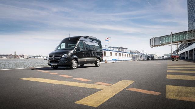 Mercedes-Benz Sprinter dan V-Class Facelift Diperkenalkan, Ini Fitur Barunya (37616)