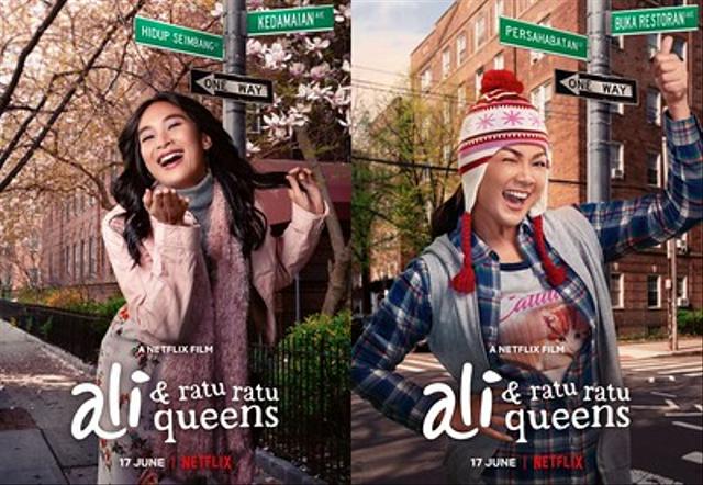 Sinopsis Ali & Ratu Ratu Queens, Kisah Perjalanan Mencari Ibu (32543)