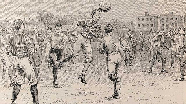 Permainan Sepakbola, Begini Sejarah dan Aturan Mainnya (148479)