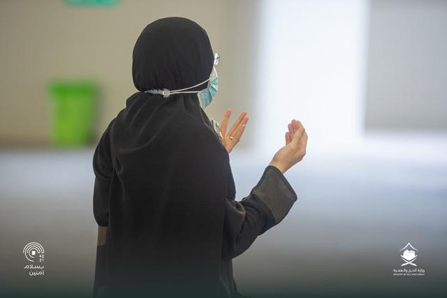 Hari Kelima Haji 2021: Suasana Lempar Jumrah dan Tawaf Wada (43687)