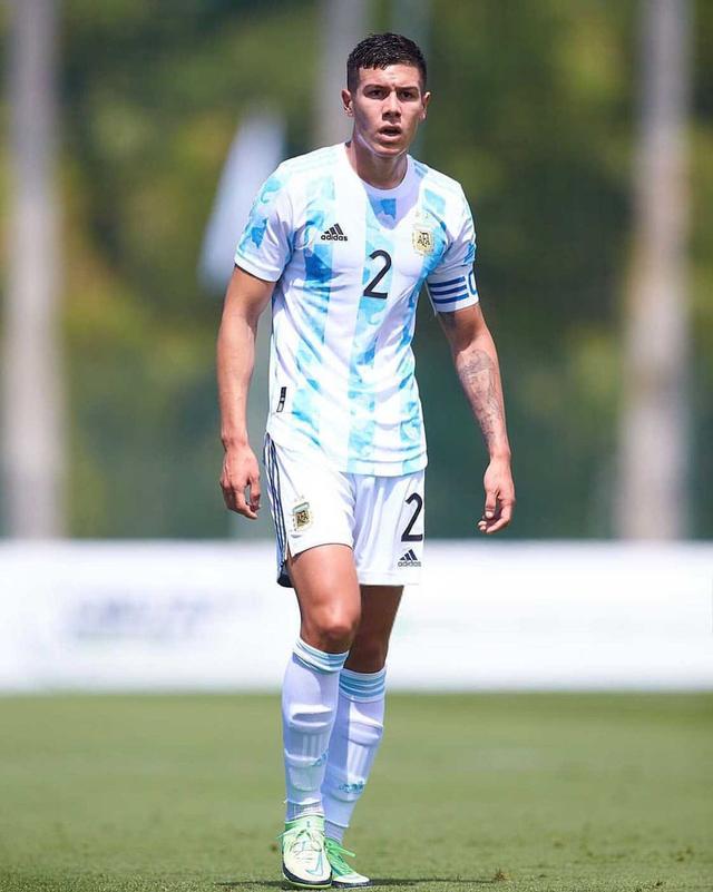 5 Pemain Top Argentina di Olimpiade Tokyo 2020, Ada Incaran Manchester City (30762)