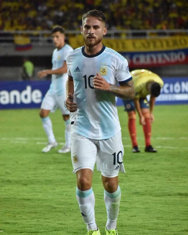 5 Pemain Top Argentina di Olimpiade Tokyo 2020, Ada Incaran Manchester City (30764)