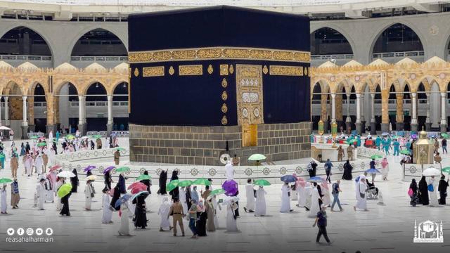 Hari Kelima Haji 2021: Suasana Lempar Jumrah dan Tawaf Wada (43692)