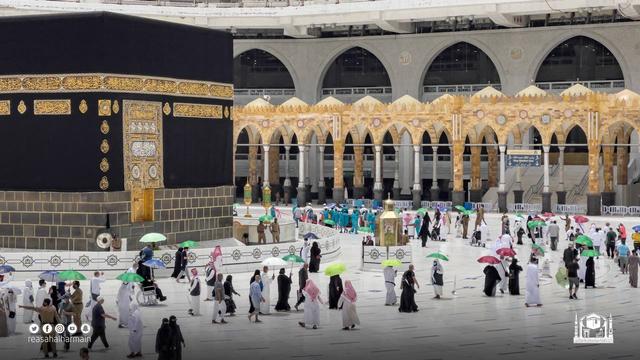 Hari Kelima Haji 2021: Suasana Lempar Jumrah dan Tawaf Wada (43691)