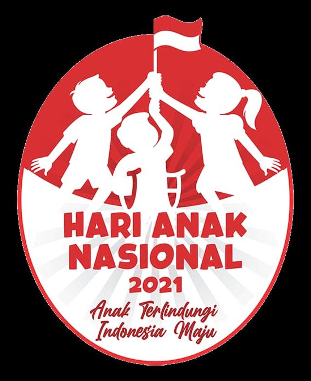 Sejarah Hari Anak Nasional, Makna Logo, dan Tema HAN 2021 (34142)