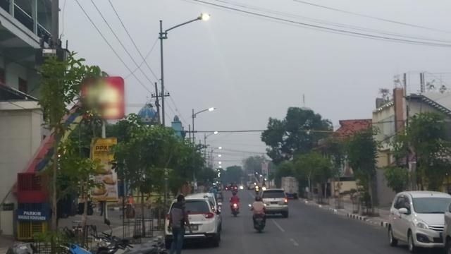Pemkab Bojonegoro Genjot Pemasangan Lampu PJU di Jalan Poros Kecamatan (256526)