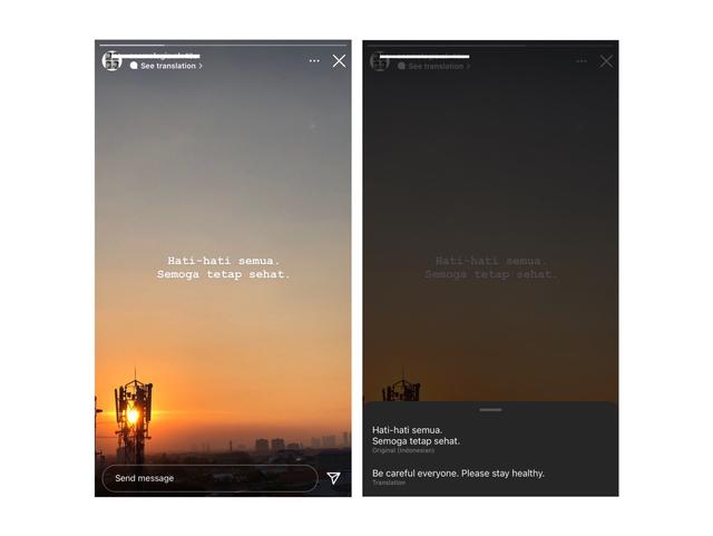 Instagram Stories Kini Bisa Terjemahkan Teks Bahasa Asing, Begini Caranya (490074)