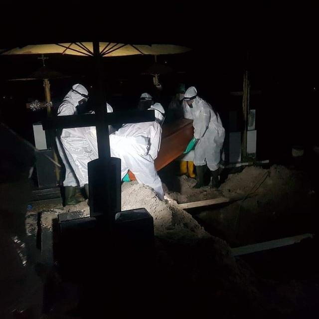 Kematian Corona di Kalteng Tembus 916 Orang (1205873)