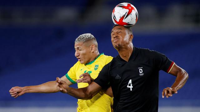 Olimpiade 2020: Drama 6 Gol & Kartu Merah, Brasil Kalahkan Jerman (36642)