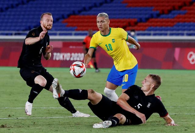 4 Biang Keladi Tumbangnya Jerman dari Brasil di Olimpiade 2020 (163954)