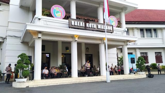 Survei BPS: Warga Kota Malang Paling Vokal Komentari Kebijakan Pandemi COVID-19 (34705)