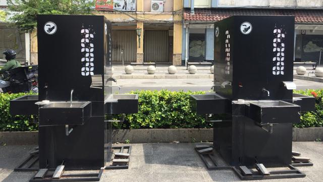 Foto: Sepinya Pertokoan di Jalan Malioboro saat PPKM Level 4 (94935)