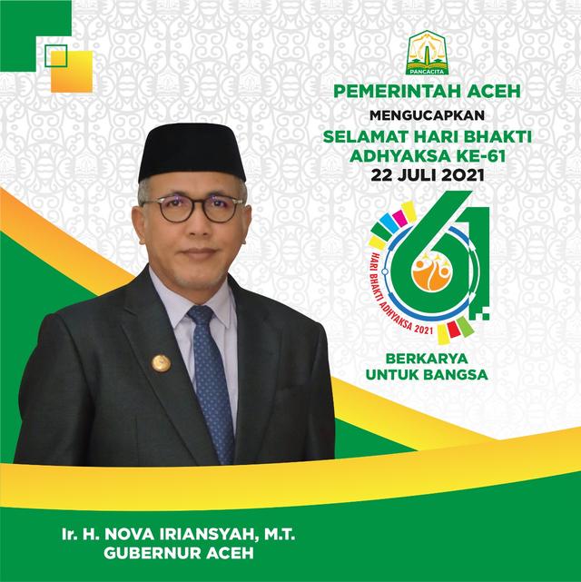 Lawan Corona, Sekda Aceh Pimpin Zikir dan Doa secara Virtual (39259)