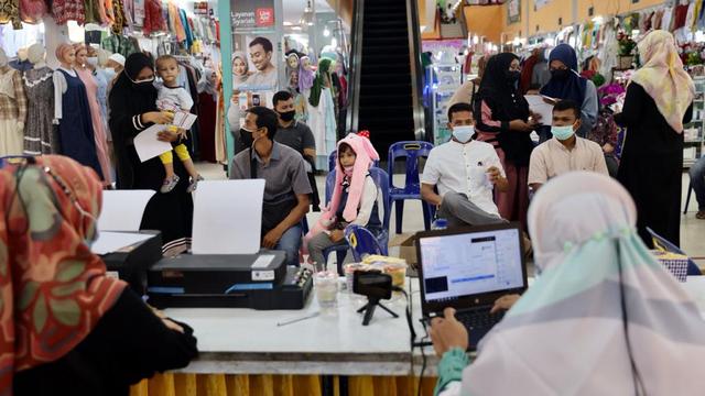 Kasus Harian COVID-19 Naik Lagi di Aceh, Bertambah 103 Orang (35210)