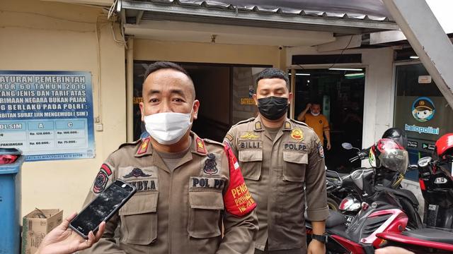 Satpol PP Depok Lapor Polisi Usai Dianiaya Pengamen saat Penertiban (262086)