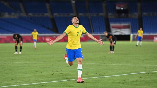 5 Bintang Brasil saat Tundukkan Jerman di Olimpiade 2020 (352886)