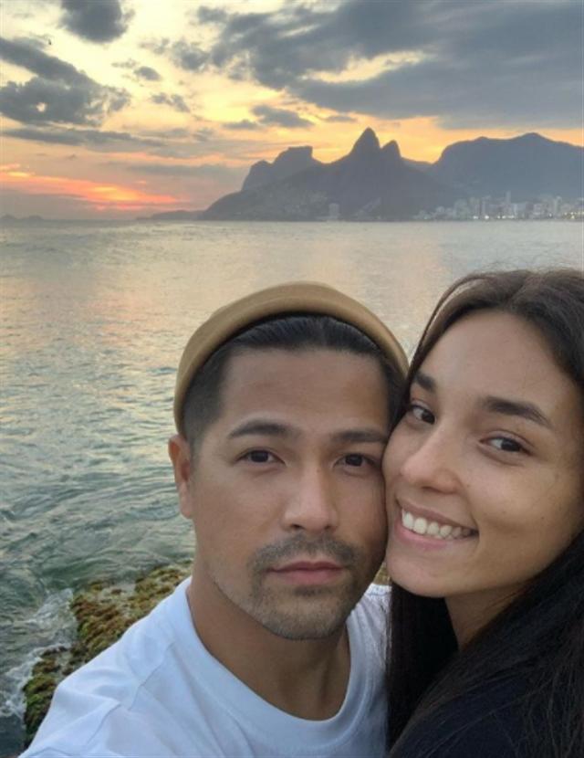5 Potret Erick Iskandar-Vanessa Lima yang Jadi Gunjingan Usai Umumkan Kehamilan (35899)